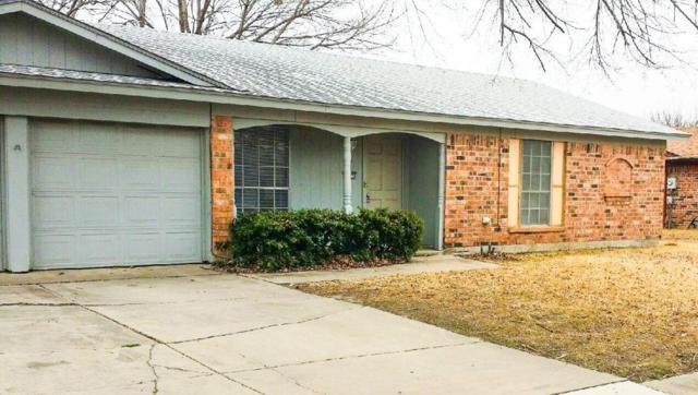 7925 Shannon Lane, North Richland Hills, TX 76180 (MLS #13781770) :: Team Hodnett