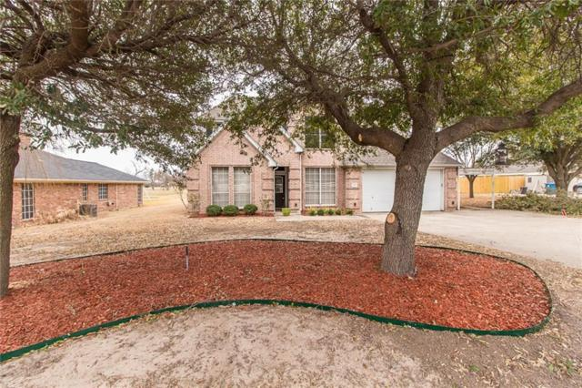 13458 Willow Springs Road, Haslet, TX 76052 (MLS #13781809) :: The Marriott Group
