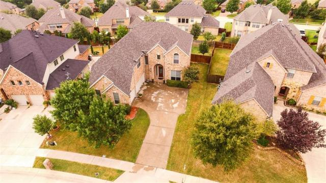 829 Moss Cliff Circle, Mckinney, TX 75071 (MLS #13781820) :: Ebby Halliday Realtors