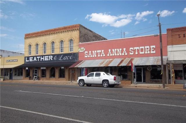 604 Wallis Avenue, Santa Anna, TX 76878 (MLS #13781867) :: Team Hodnett