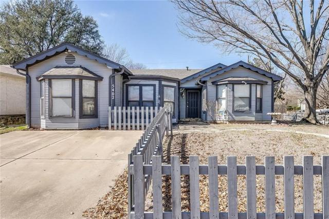 5402 Spring Willow Drive, Arlington, TX 76018 (MLS #13781883) :: Team Hodnett