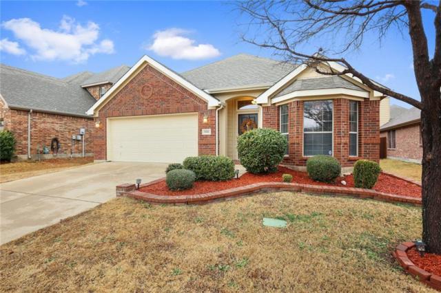 939 Lake Grove Drive, Little Elm, TX 75068 (MLS #13781890) :: Team Tiller