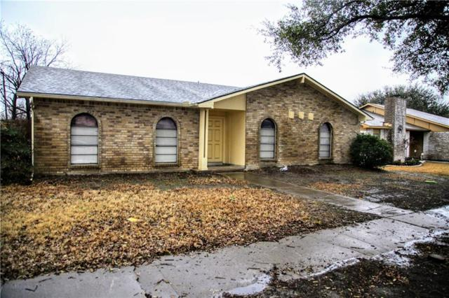 1901 White Rose Lane, Carrollton, TX 75007 (MLS #13781916) :: Team Tiller