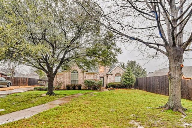 1803 Callender Hill Road, Mansfield, TX 76063 (MLS #13781918) :: The FIRE Group at Keller Williams