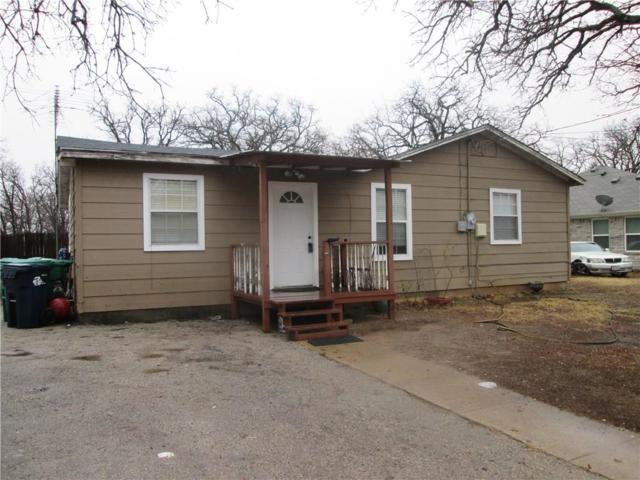 1502 Mozingo Street, Denton, TX 76209 (MLS #13781922) :: Team Tiller