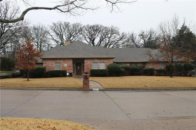 806 Oak Shadows Court, Mansfield, TX 76063 (MLS #13781969) :: The FIRE Group at Keller Williams