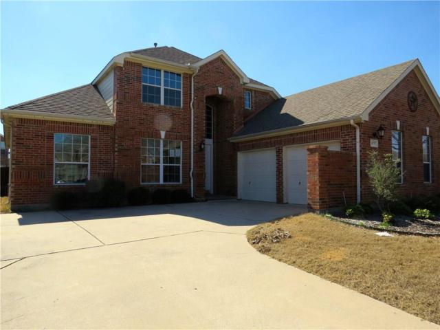 9717 Pinehurst Drive, Rowlett, TX 75089 (MLS #13781983) :: Team Hodnett