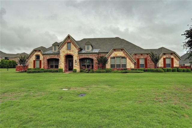 7207 Meadow Glen Drive, Parker, TX 75002 (MLS #13782016) :: RE/MAX Town & Country