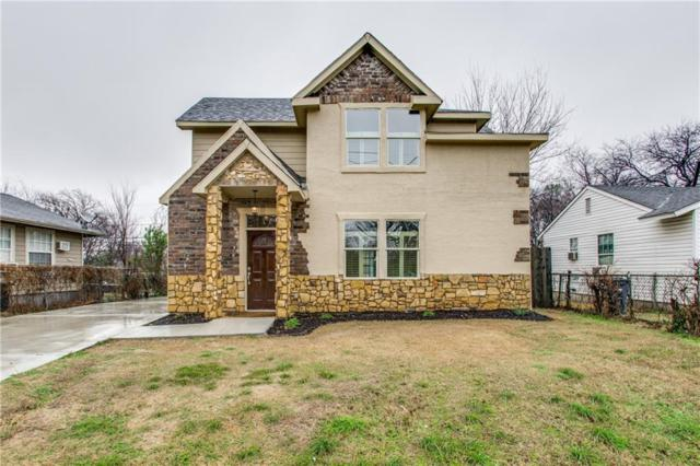 2105 Ash Crescent Street, Fort Worth, TX 76104 (MLS #13782069) :: Team Hodnett