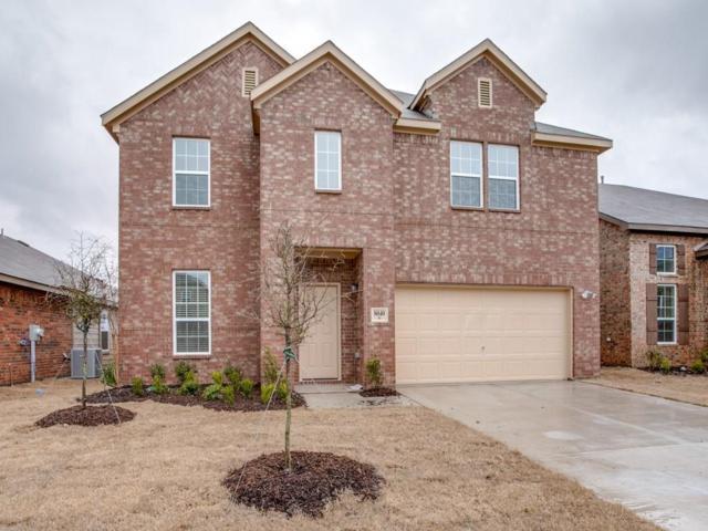 8040 Privet Street, Forney, TX 75126 (MLS #13782125) :: Team Hodnett