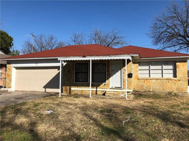 1318 Templecliff Drive, Dallas, TX 75217 (MLS #13782195) :: Team Hodnett