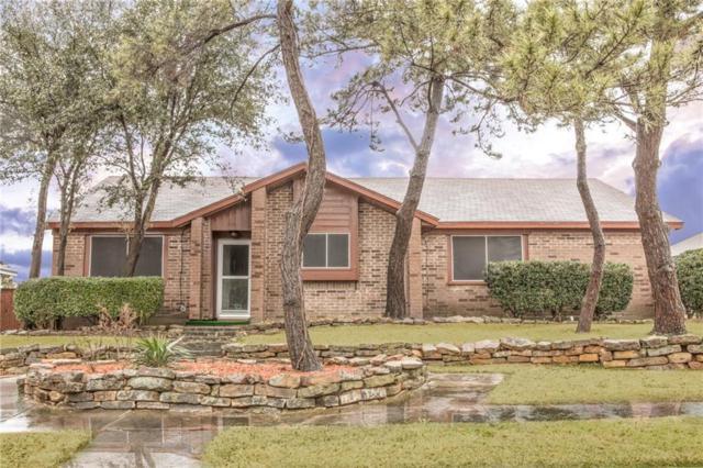 912 Dunning Drive, Mesquite, TX 75150 (MLS #13782214) :: Team Hodnett