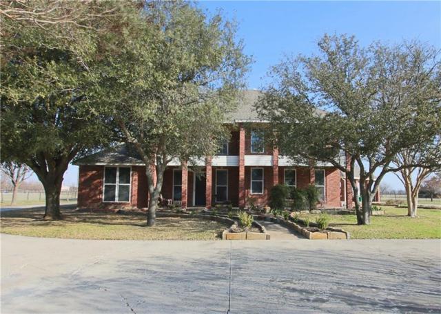 6136 Ranch Road, Justin, TX 76247 (MLS #13782219) :: Cassandra & Co.