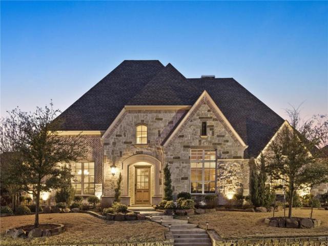 1716 Walnut Springs Drive, Allen, TX 75013 (MLS #13782250) :: Exalt Realty