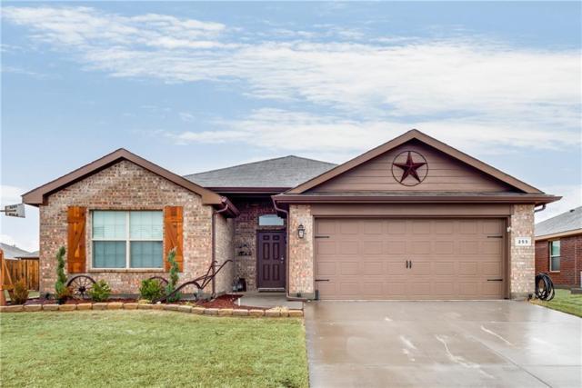 255 Meadowlands Drive, Ponder, TX 76259 (MLS #13782316) :: RE/MAX Preferred Associates