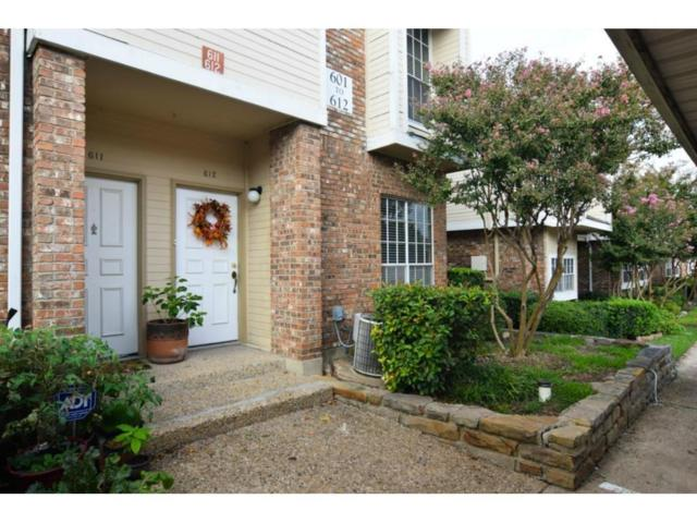 3550 Country Square Drive #612, Carrollton, TX 75006 (MLS #13782344) :: Team Tiller