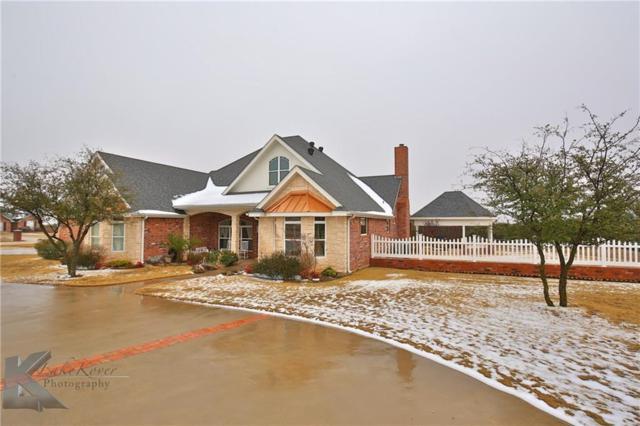 101 Olivias Court, Tuscola, TX 79562 (MLS #13782422) :: Team Hodnett