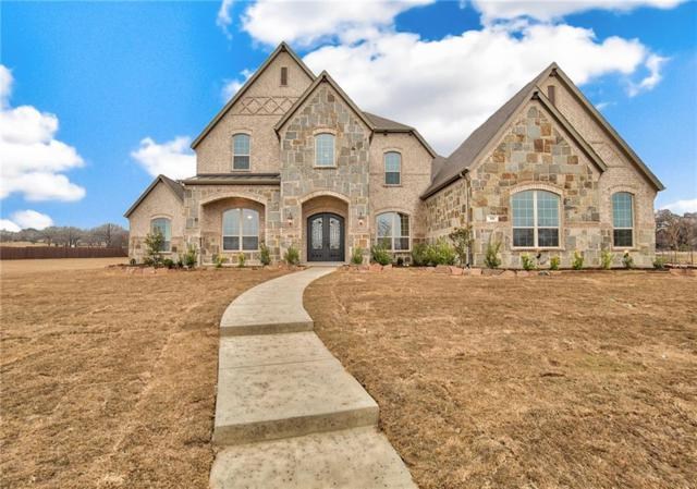 701 Gean Trail, Keller, TX 76248 (MLS #13782448) :: Team Tiller