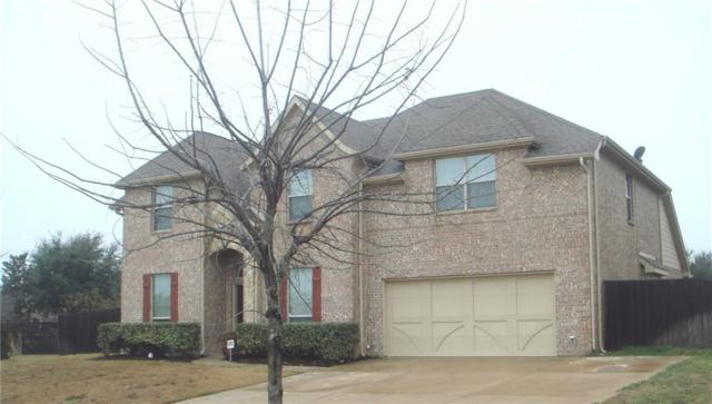 308 Caladium Court, Mansfield, TX 76063 (MLS #13782524) :: The FIRE Group at Keller Williams