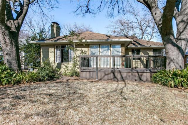 6235 Kenwood Avenue, Dallas, TX 75214 (MLS #13782571) :: Team Hodnett