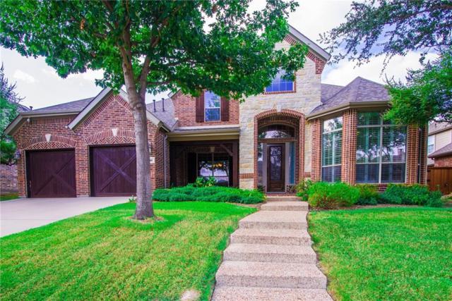816 Hidden Springs Court, Mckinney, TX 75071 (MLS #13782575) :: Exalt Realty