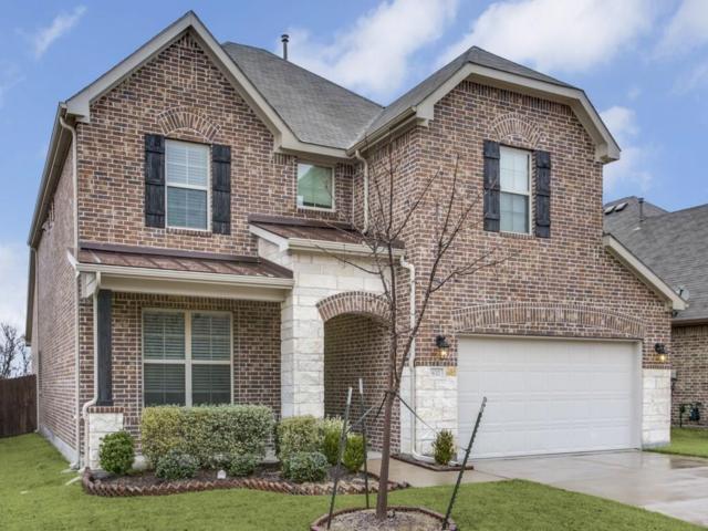 632 Sundrop Drive, Little Elm, TX 75068 (MLS #13782611) :: Team Tiller