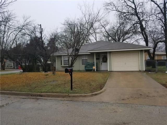 201 N Wilson Street, Kaufman, TX 75142 (MLS #13782635) :: Team Hodnett