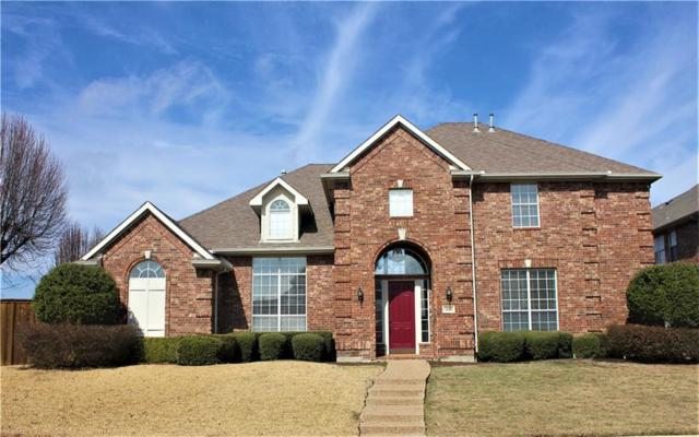3829 Lakedale Drive, Plano, TX 75025 (MLS #13782641) :: Team Hodnett
