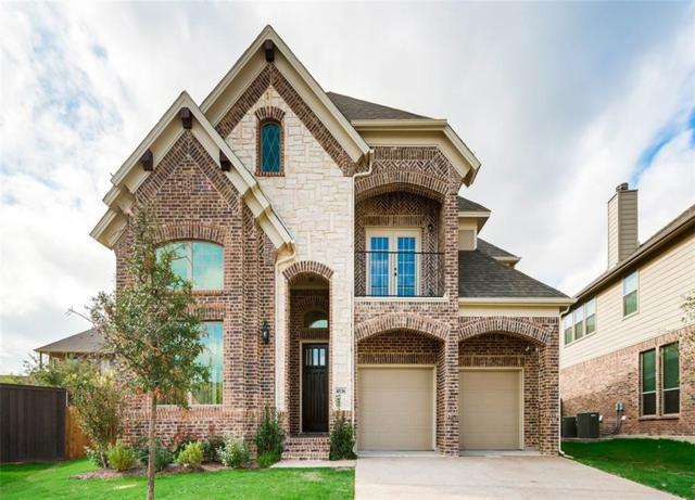 4536 Seventeen Lakes Court, Fort Worth, TX 76262 (MLS #13782658) :: Exalt Realty