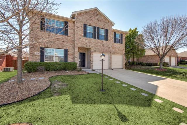 9017 Warren Drive, Mckinney, TX 75071 (MLS #13782678) :: Team Hodnett