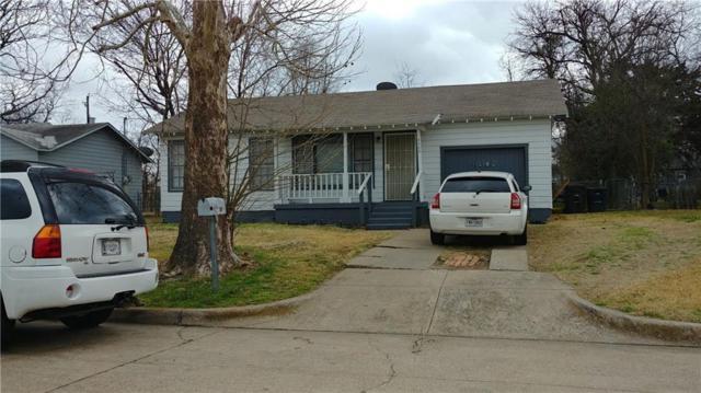 4308 Lorin Avenue, Fort Worth, TX 76105 (MLS #13782764) :: Team Hodnett
