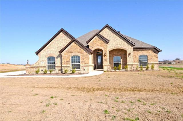 112 Stanford Lane, Springtown, TX 76082 (MLS #13782790) :: Team Hodnett