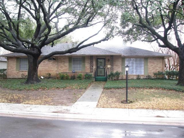 3020 Timberview Rd, Dallas, TX 75229 (MLS #13782811) :: Team Tiller