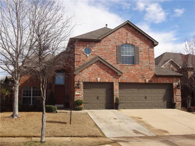 9012 Silsby Drive, Fort Worth, TX 76244 (MLS #13782817) :: Team Hodnett