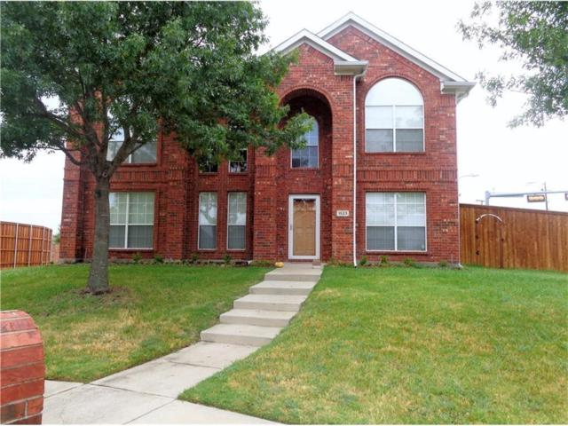 1523 Hidden Cove Court, Allen, TX 75002 (MLS #13782857) :: The FIRE Group at Keller Williams