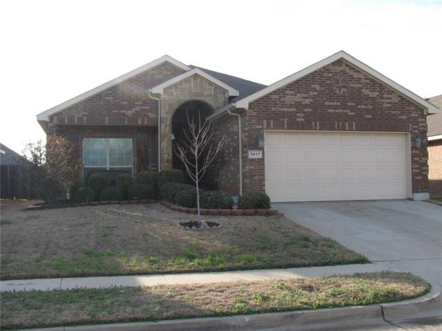 1417 Melanie Trail, Midlothian, TX 76065 (MLS #13782861) :: RE/MAX Preferred Associates