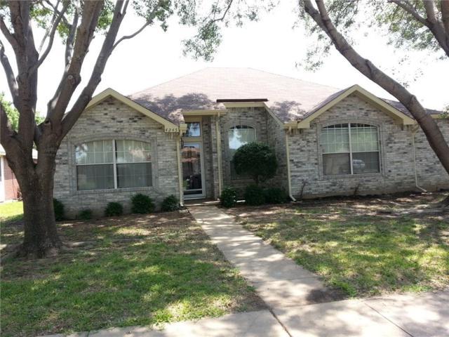 4245 Keys Drive, The Colony, TX 75056 (MLS #13782931) :: Team Hodnett