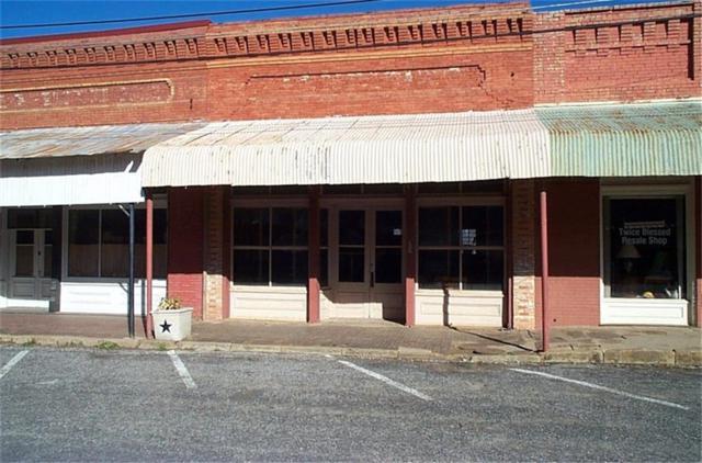109 S Main Street, Gordon, TX 76453 (MLS #13782953) :: Team Hodnett
