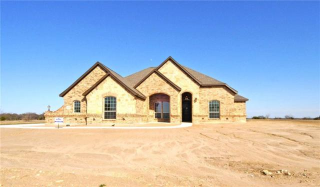 132 Stanford Lane, Springtown, TX 76082 (MLS #13782968) :: Team Hodnett