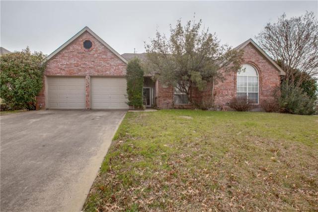 2400 Elliott Avenue, Mansfield, TX 76063 (MLS #13782976) :: Team Hodnett