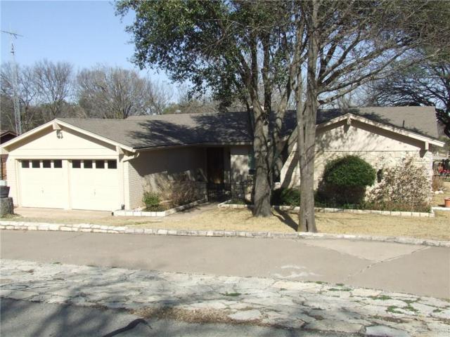 4703 Cimmaron Trail, Granbury, TX 76049 (MLS #13783012) :: Van Poole Properties