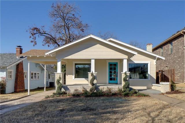 1704 Clover Lane, Fort Worth, TX 76107 (MLS #13783013) :: Van Poole Properties