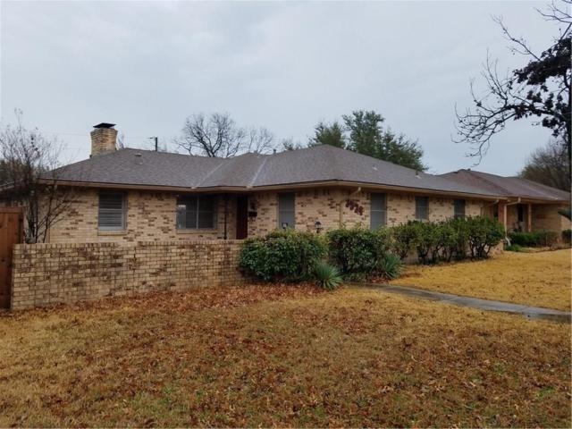 3934 Roanoke Drive, Garland, TX 75041 (MLS #13783027) :: Van Poole Properties