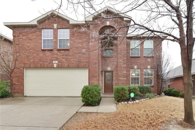 1816 Foxfield Way, Fort Worth, TX 76247 (MLS #13783040) :: Team Hodnett