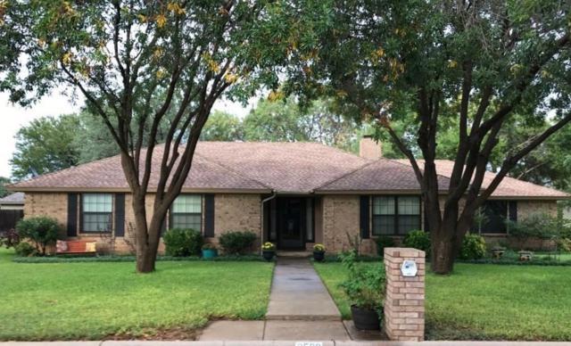 2509 Christopher Drive, Abilene, TX 79602 (MLS #13783066) :: Team Hodnett