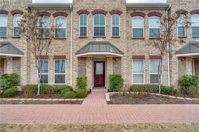307 S Kealy Avenue, Lewisville, TX 75057 (MLS #13783077) :: Team Hodnett