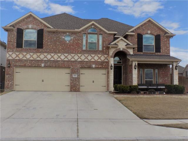 9661 Salvia Drive, Fort Worth, TX 76177 (MLS #13783087) :: Team Hodnett