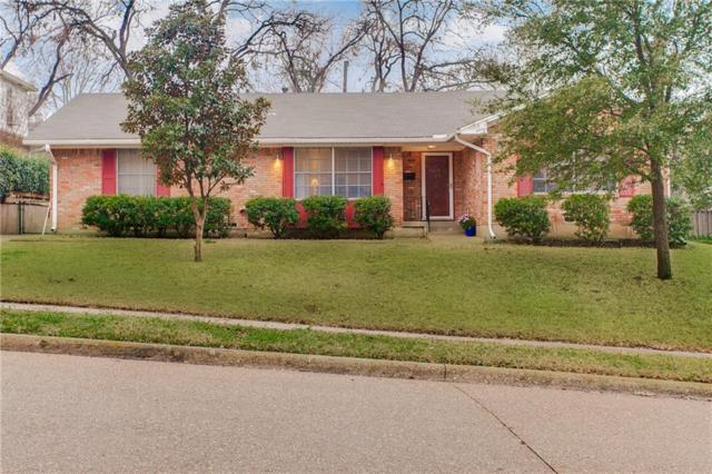 2323 Pinebluff Drive, Dallas, TX 75228 (MLS #13783309) :: Team Hodnett