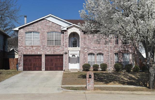 2122 Meadowview Drive, Corinth, TX 76210 (MLS #13783320) :: Baldree Home Team