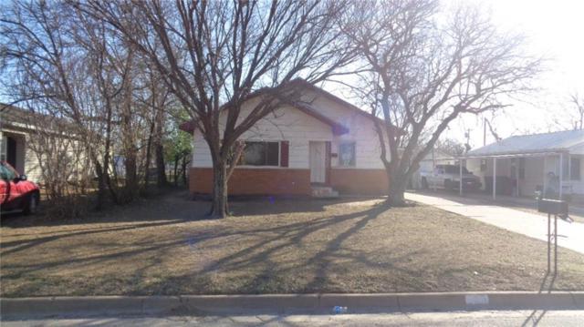 905 Carolina Street, Graham, TX 76450 (MLS #13783445) :: Team Hodnett